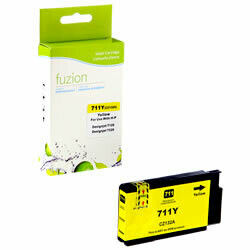 New Compatible HP DesignJet  T520/T120 Yellow