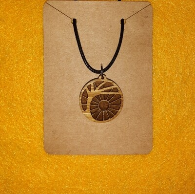 Suntree Pendant Necklace