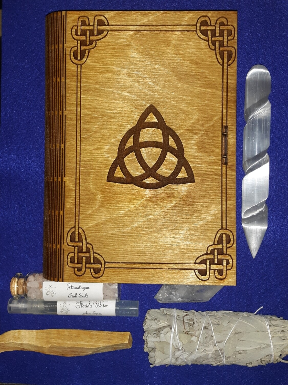 Triquetra Book Box Deluxe Bundle