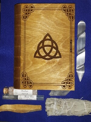 Triquetra Book Box Deluxe Bundle