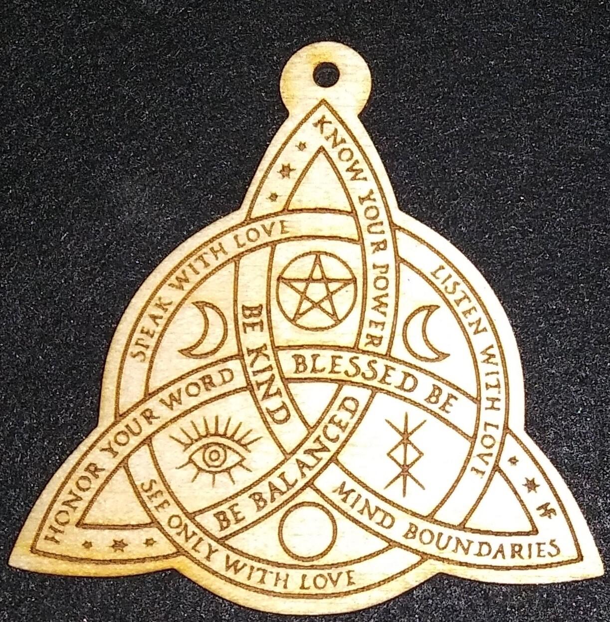 Triquetra Ornament