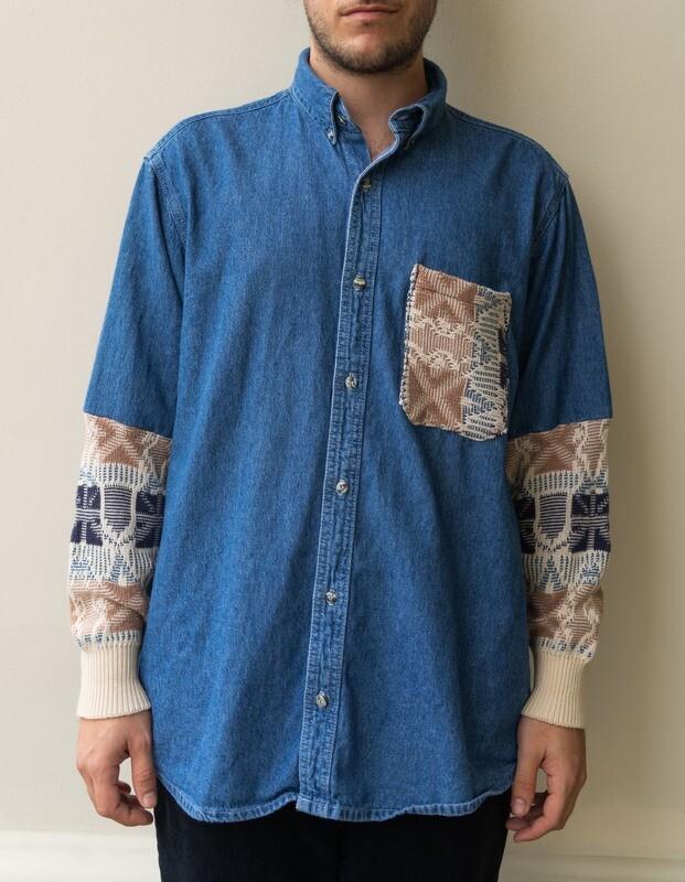 Denim & Knit forever Shirt