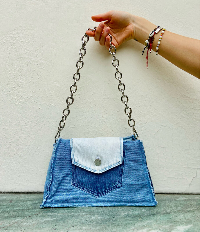 The Trapezoid Bag