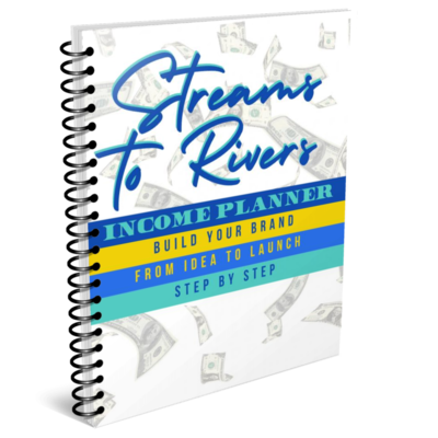Streams to Rivers Income Planner Bundle