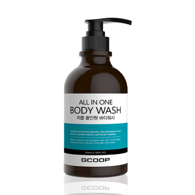 GCOOP All In One Body Wash