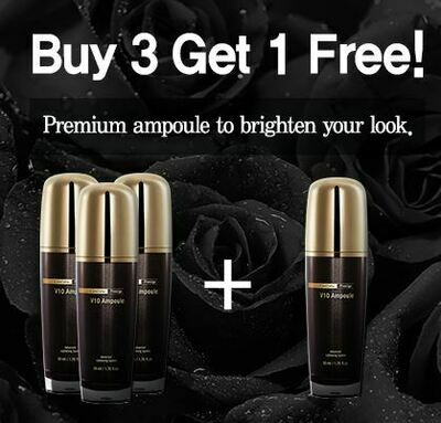 CareCella Prestige V10 Ampoule 3+1  [Promotion]