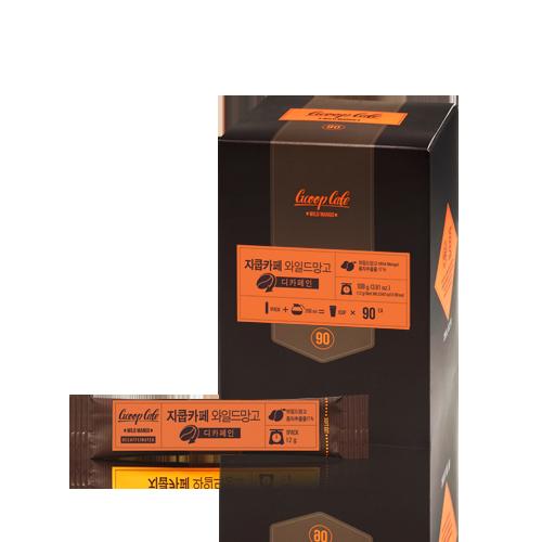 Mango Coffee Decaffeinated 100% Arabica with Wild Mango Extract