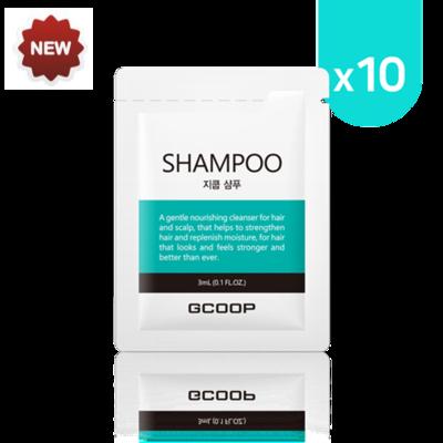 GCOOP Shampoo 3mL Mini Pouch
