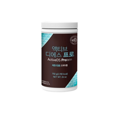 ActiveDS Pro Whey and Soy proteins powder