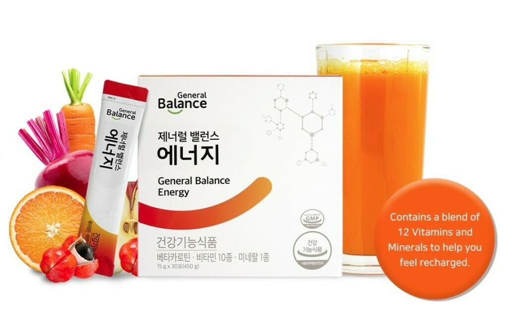 General Balance Energy