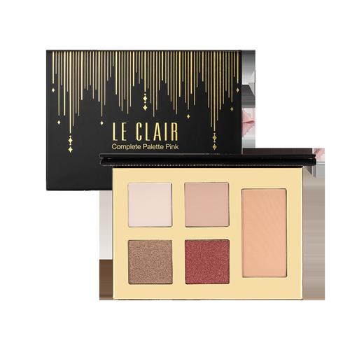 CareCella Le Clair Complete Palette Pink