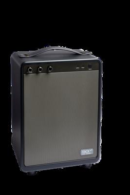 BOOMit Bluetooth højttalersystem, sort