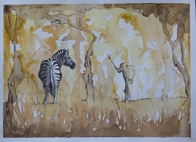 Zebra Dance