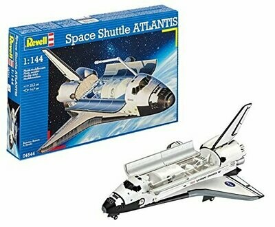 Revell Germany Space Shuttle Atlantis Model Kit