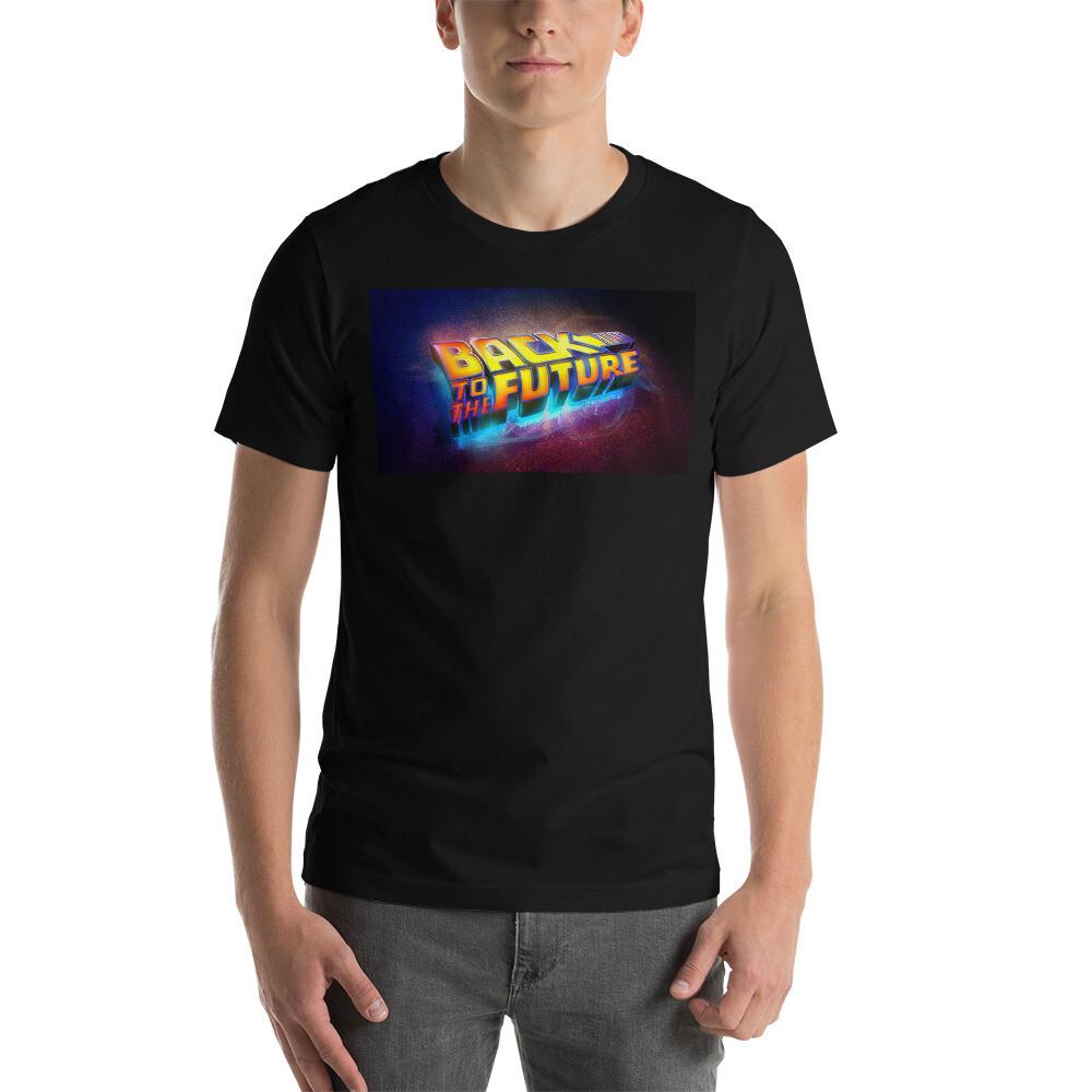 Back to The Future - Short-Sleeve Unisex T-Shirt