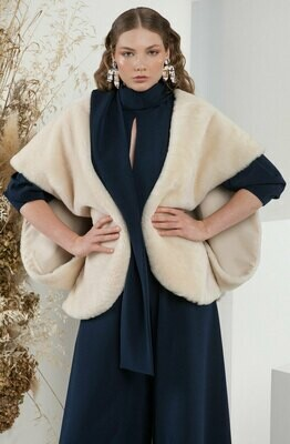 SHEEPSKIN CLEA JACKET