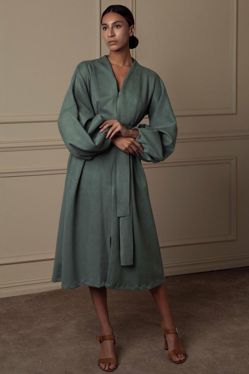 Coco coat dress