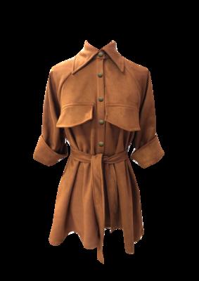 Ivy suade jacket