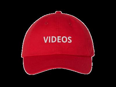 VIDEOS HAT RED