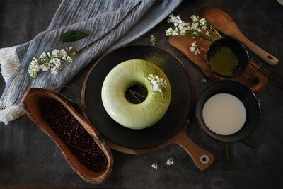 Green Tea & Red Bean