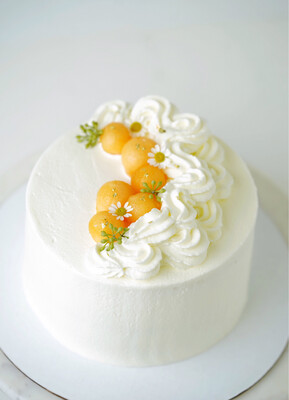 Sugar Kiss Melon Cake