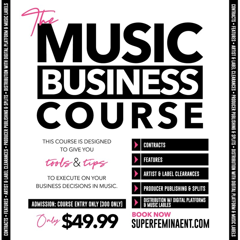 THE MUSIC BUSINESS COURSE