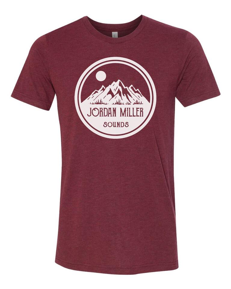 Jordan Miller Sounds - Mountain Logo Tee