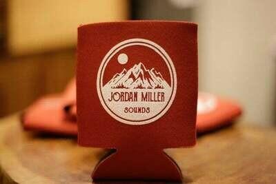 Koozie - JMS Mountain Logo