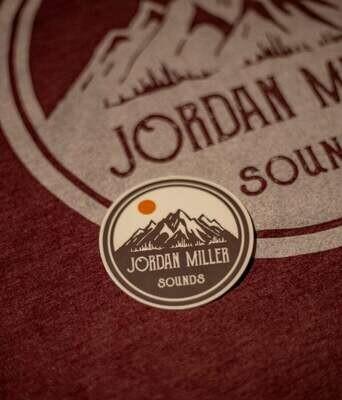 Sticker - JMS Mountain Logo
