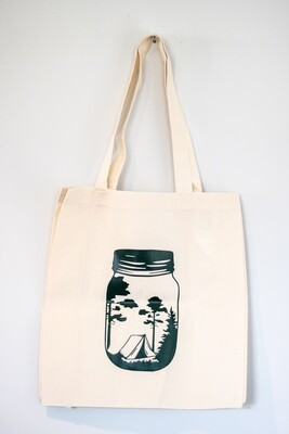 Totebag Adventure pot