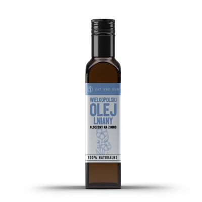 Wielkopolski Olej lniany 250 ml