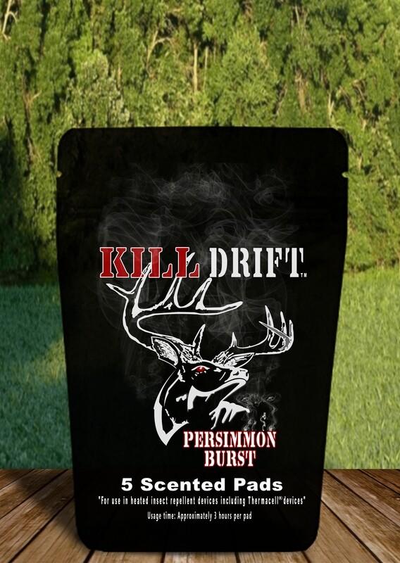 Persimmon Burst