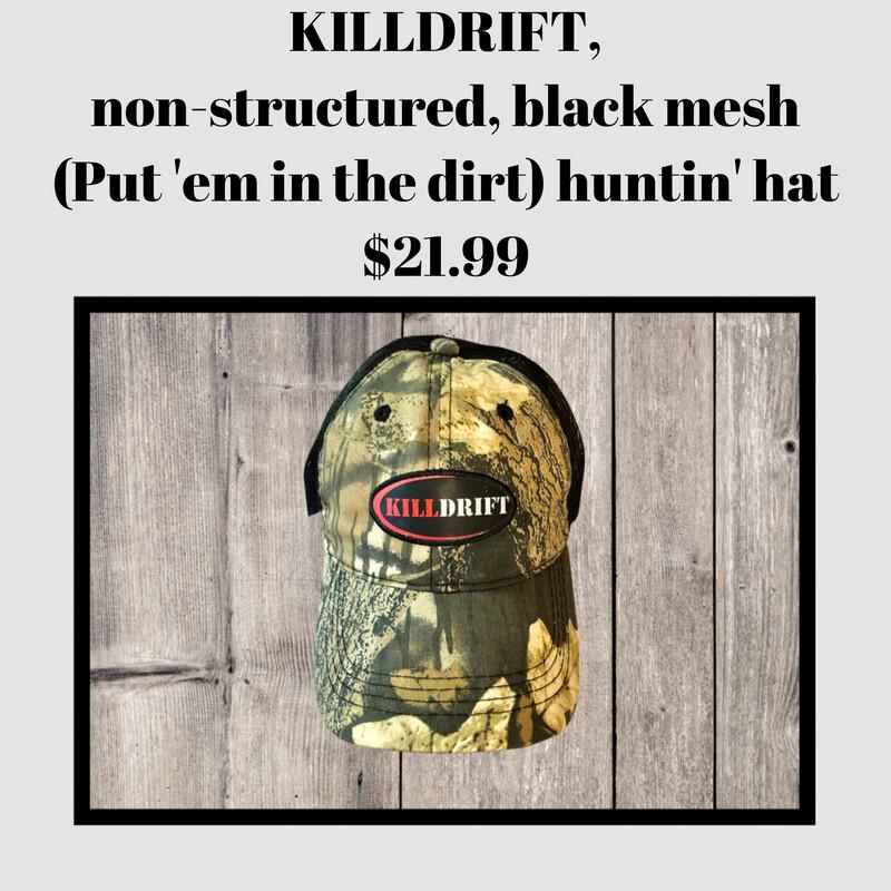KILLDRIFT Realtree Camo Hat