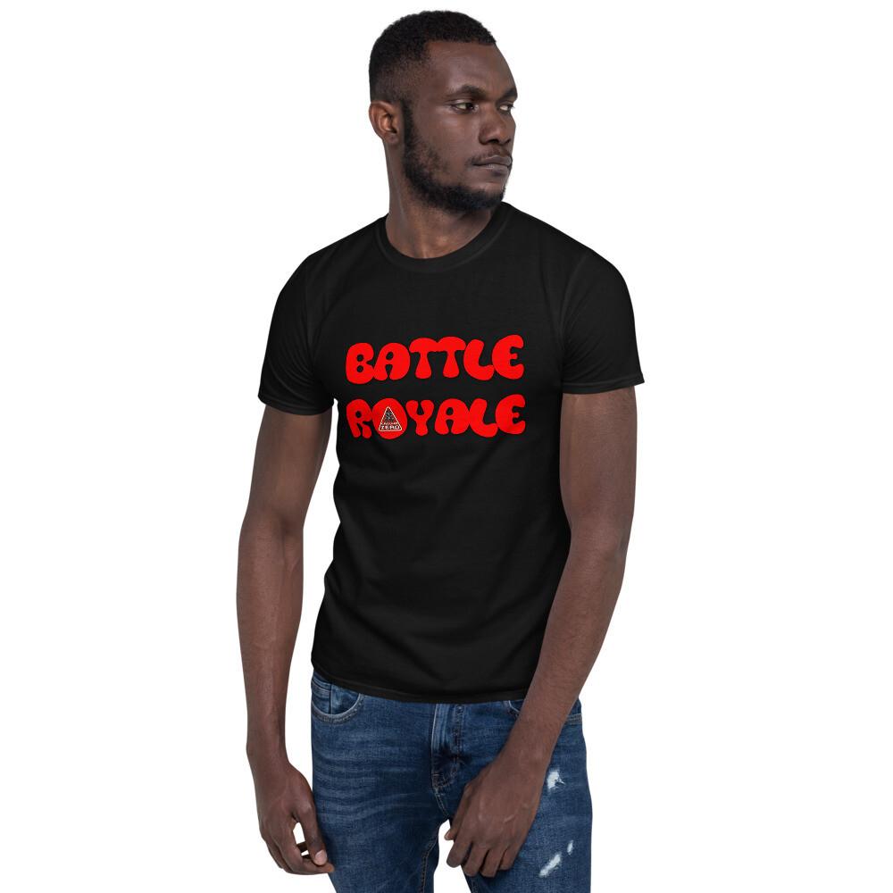 Battle Royale Short-Sleeve Unisex T-Shirt