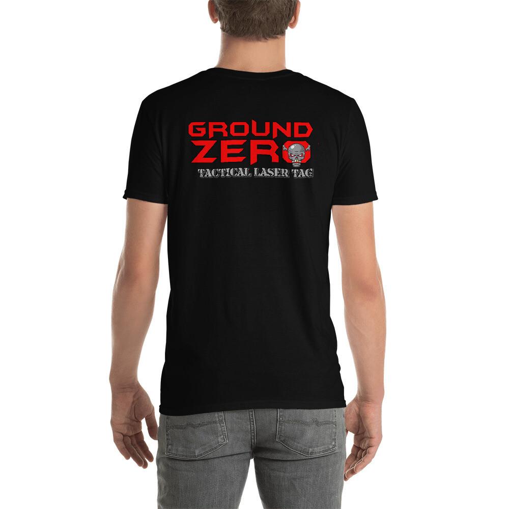 Simple Skull Short-Sleeve Unisex T-Shirt