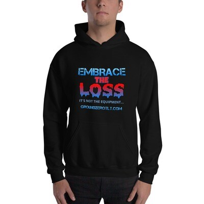 EMBRACE THE LOSS Unisex Hoodie