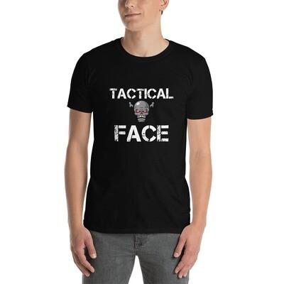 TACTICAL FACE Short-Sleeve Unisex T-Shirt