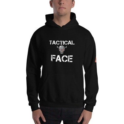 TACTICAL FACE Unisex Hoodie