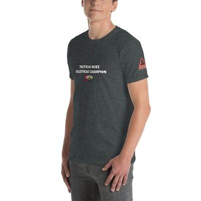 TACTICAL NUKE Short-Sleeve Unisex T-Shirt