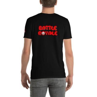 BATTLE ROYALE BACK Short-Sleeve Unisex T-Shirt
