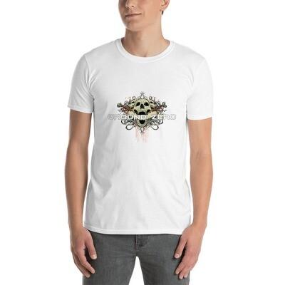SKULL Short-Sleeve Unisex T-Shirt