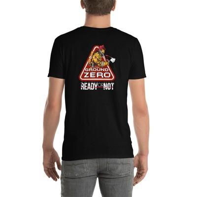 FIRE 2 Short-Sleeve Unisex T-Shirt
