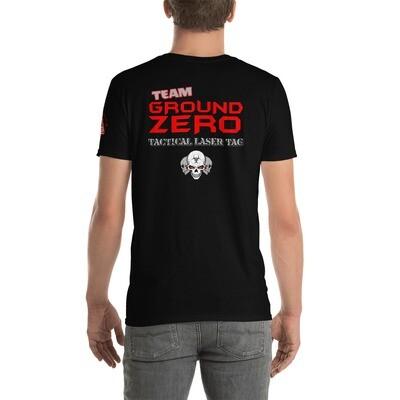 TEAM GROUND ZERO Short-Sleeve Unisex T-Shirt
