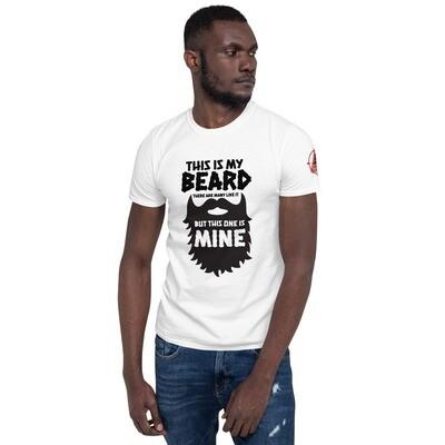 BEARD 1 Short-Sleeve Unisex T-Shirt