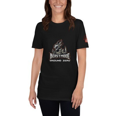 BEASTMODE 1 Short-Sleeve Unisex T-Shirt