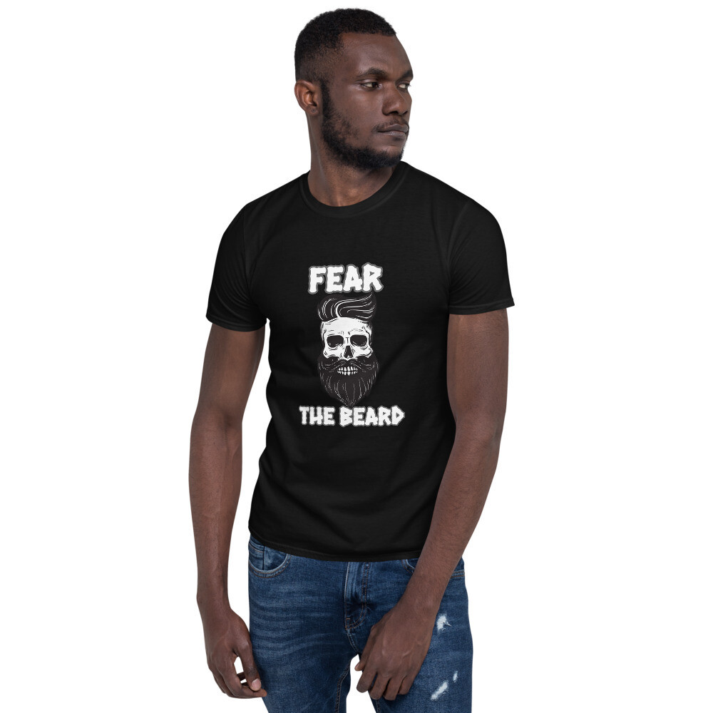 BEARD 2 Short-Sleeve Unisex T-Shirt
