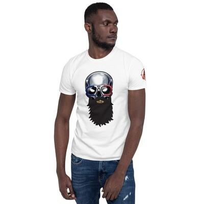 BEARD 3 Short-Sleeve Unisex T-Shirt