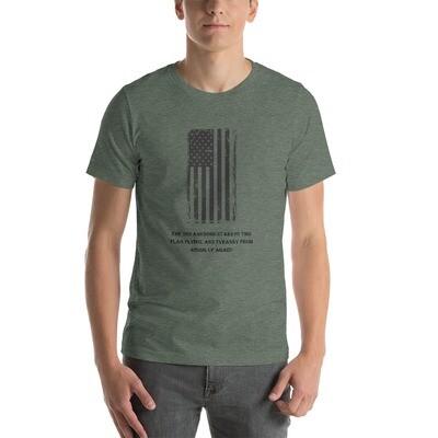 FLAG 1 Short-Sleeve Unisex T-Shirt