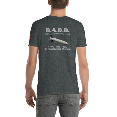 DADD 2 Short-Sleeve Unisex T-Shirt