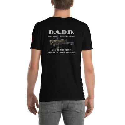 DADD 3 Short-Sleeve Unisex T-Shirt